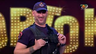 Portokalli, 7 Tetor 2018 - Policat e postbllokut (Hoteli i Koles)
