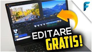 Migliori 3 Programmi per Editare Video GRATIS! (e Come Usarli)