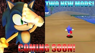 SADX - Two new mods incoming!