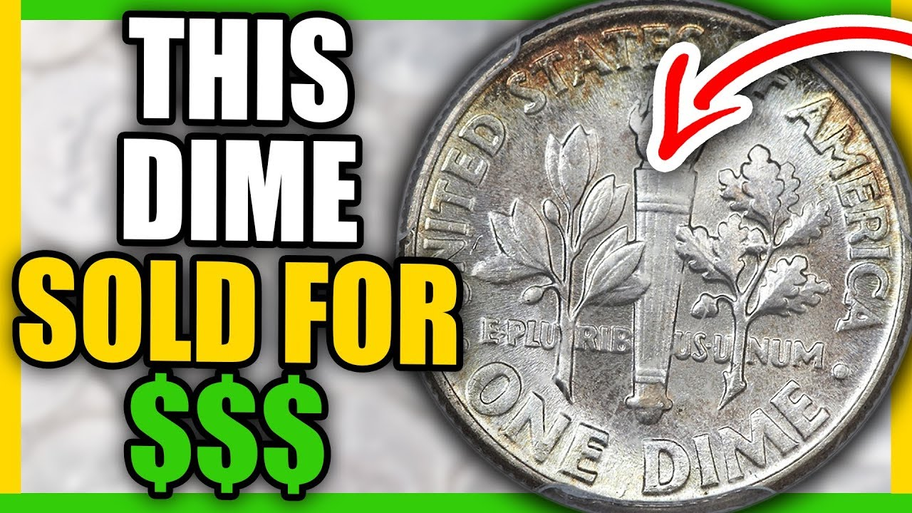 Rare 1960 Dimes Worth Money Super Rare Coins To Look For Youtube