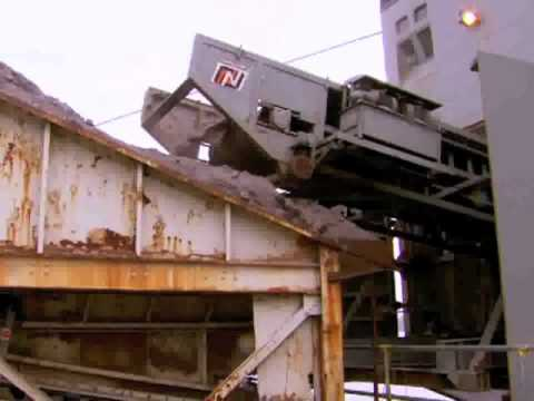 Skaarup Shipping Corporation Self-Unloading Technology