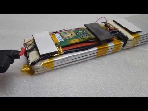 Литиевый аккумулятор для электросамоката GENERIC, известного также под маркой E-twow