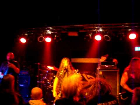 Immolation @ Underground Cologne 09.11.2010 part I