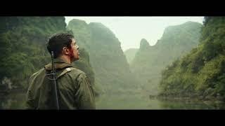 Конг:Остров черепа(2017).Конг против Болотного Кальмара