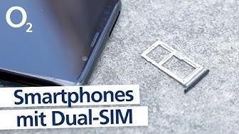 Die besten Smartphones mit Dual-Sim - Top Handys mit Dual Sim-Slot