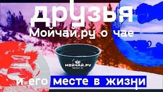 Друзі Мойчай.ру про чай і його місце в житті.