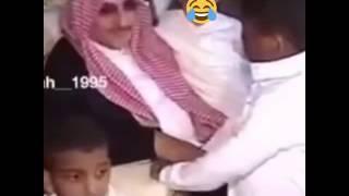 حلمه يكون حرامي سيارات ههههههه