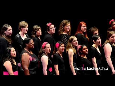 Seattle Ladies Choir: Elderly Woman Behind the Counter in a Small Town (Pearl Jam)