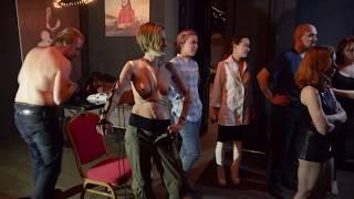 BDSM SHOW ! БДСМ театр СЕКС МИССИЯ - фрик шоу! бекстейдж