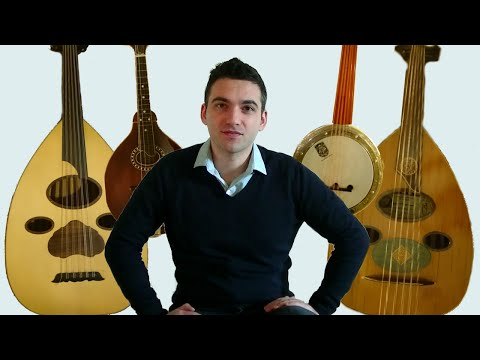 Syrian Oud, Iraqi Oud, Cümbüş, Fretless Mandolin Show and Tell