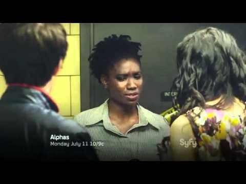 Alphas - Trailer