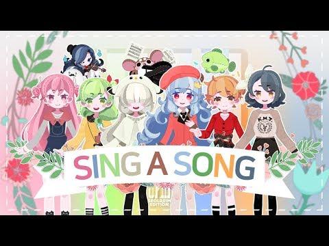 설레임과 쵸쵸우님이 함께한 ✿ Sing a Song✿ (Korean.ver)