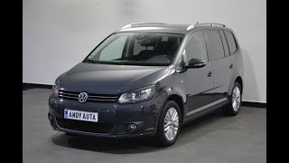 Video prohlídka: VW Touran - 2015 - 19128
