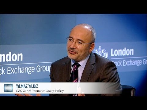 Yilmaz Yildiz on the Turkish insurance sector | Zurich Sigorta | World Finance Videos