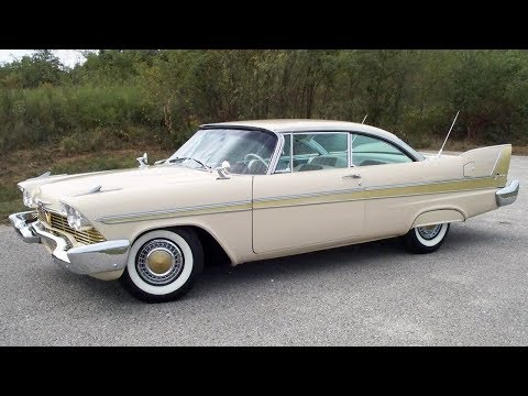 1957-1959 Plymouth Fury - Best Plymouth Ever?