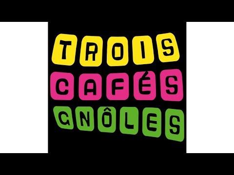 3 CAFÉS GOURMANDS LA PARODIE ALCOOLISÉE