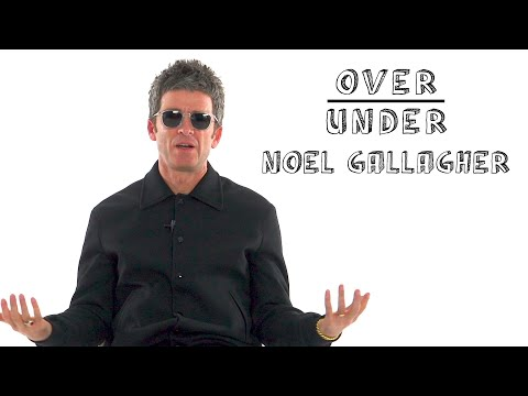 Noel Gallagher Rates Kanye West, Mustaches, and Ed Sheeran