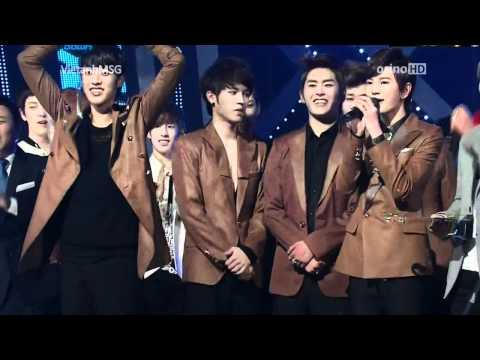 [11.10.13] Infinite - PARADISE win No 1 [HD]