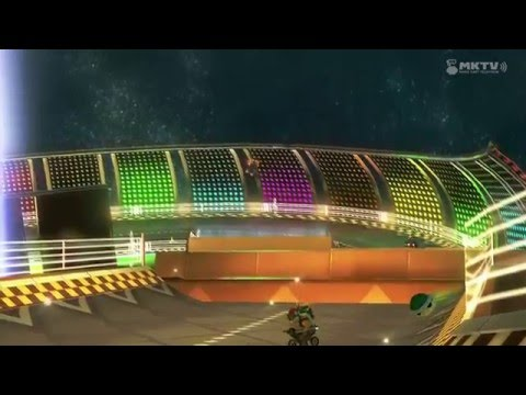 MARIO KART 8 - 3DS Music Park - 150cc Leaf Cup - No Commentary