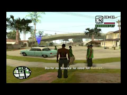 Madalin joaca:GTA San Andreas Part 2:Haine noi