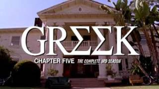 Greek: Chapter 5, Season 3 - DVD Trailer