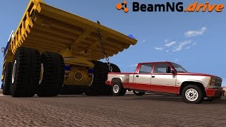 BeamNG.drive - ULTIMATE TUG OF WAR