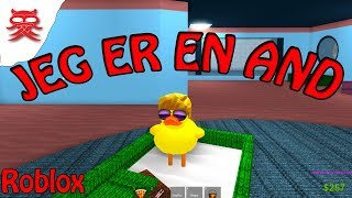 JEG ER EN AND - Adobt and raise a baby - Roblox