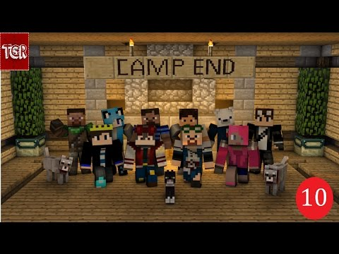 Minecraft: Camp End del 10: Lejre Køkkenet [Danish]
