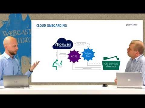 Azure Active Directory – Your Identities in the Cloud