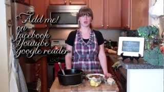 Black Bean and Butternut Squash Chili - This Weeks Feast - Ep. 57
