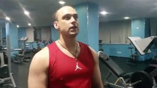 Тренировки с чемпионами - Илья Ильин и Ниджат Рахимов