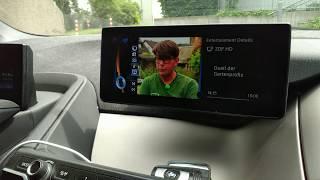 Retrofit: BMW i3 NBT / DVB-T2