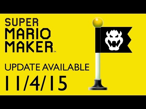 Super Mario Maker - Checkpoint Trailer