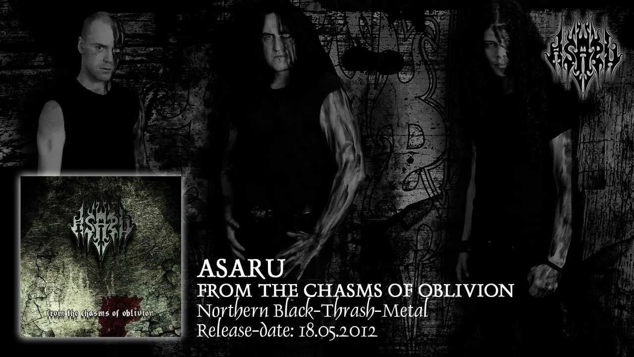 Asaru - From The Chasms Of Oblivion