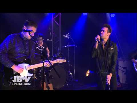 American Authors - Think About It   Live @ JBTV (2/05/2013)