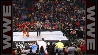 Hulk Hogan vs. The Undertaker - Undisputed WWE Championship Match: Judgment Day 2002