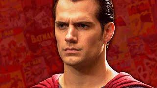 Будет ли чёрный костюм Супермена в Лиге? Теория киновселенной DC