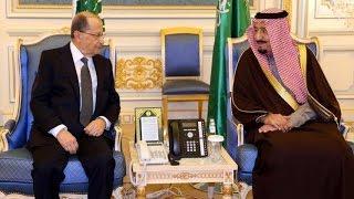 لأول مرة..الرئيس اللبناني يكسر القاعدة ويتجاهل زيارة الأسد بدمشق ويبدأ جولته من السعودية..لماذا؟-