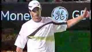 Andy Murray Curses His Coach