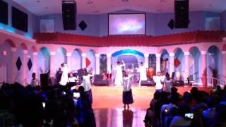 Tye Tribbett-What can I do by Salem junior praise dance