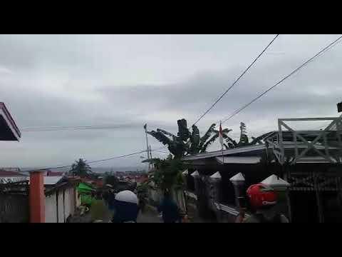 LUWUK BANGGAI MEMANAS !!! PERANG ANTAR SUKU