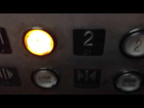 D-C hydraulic elevator at Bryan Station Middle school Lexington KY Retake