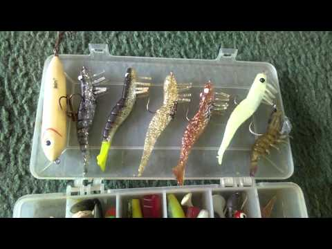 Texas Saltwater Fishing Lure Tips!!!