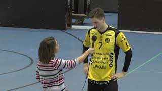 Tiikerit - Savo Volley ti 12.11.2019 | Jere Mäkinen