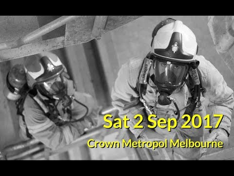 Melbourne Firefighter Stair Climb 2017 Live Coverage