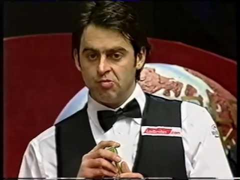 2003 World Snooker Championship   Ronnie O'Sulivan Vs Marco Fu