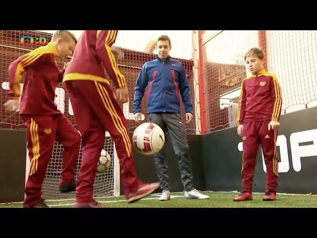 Lvíčata - Freestyle fotbal | trénink (ČT:D)