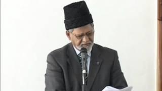 Récits de la conversion des compagnons du Messie Promis (as) - Sermon du 24-08-2012 [Creole]