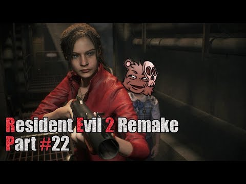 ᴥ Resident Evil 2 Remake Veteran Herzschlüssel Und Mr X Part 22