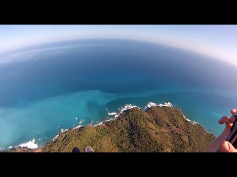 Paragliding Exotic Places in Dominican Republic